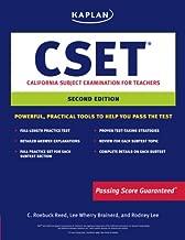 Kaplan CSET: California Subject Examination for Teachers (Kaplan Cset: The California Subject Examination for Teachers)