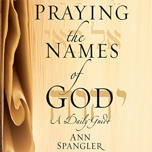 The Praying the Names of God audiobook cover art
