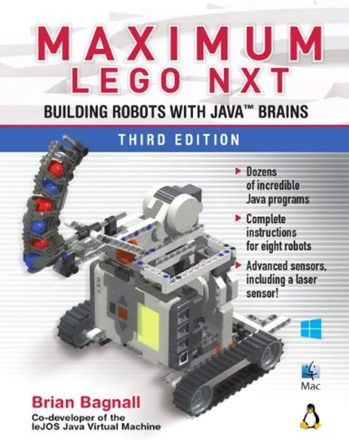 servicio considerado Maximum LEGO NXT NXT NXT  Building Robots with Java Brains by Brian Bagnall (2013-07-01)  perfecto