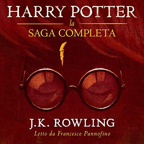 Harry Potter: La Saga Completa copertina