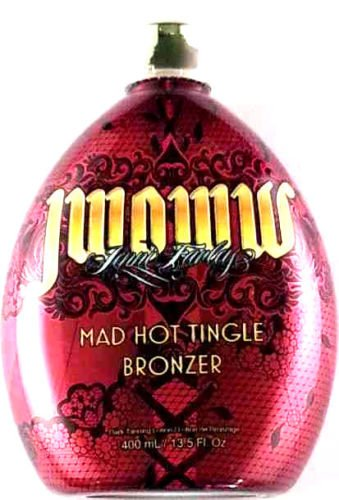 Australian Gold Jwoww Mad Hot Tingle Bronzer Indoor Tanning Bed Lotion 13.5 fl. oz. (400mL)