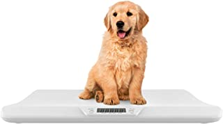 mewmewcat Pet Scale Multi-Function Baby Scale Digital Dog Scale Perfect for Toddler Puppy Cat Dog with Function Tare Low P...