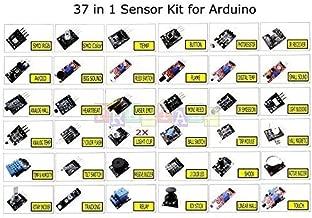 Frentaly Super Value Ultimate 37 in 1 Sensor Modules Kit for Arduino & MCU Education User