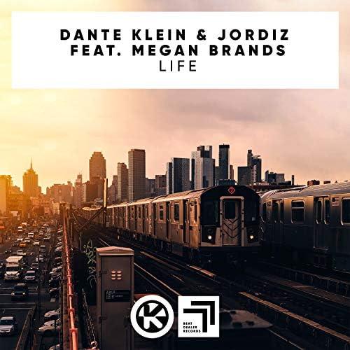 Dante Klein & Jordiz feat. Megan Brands