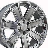 OE Wheels LLC 22 inch Rim Fits Chevy...