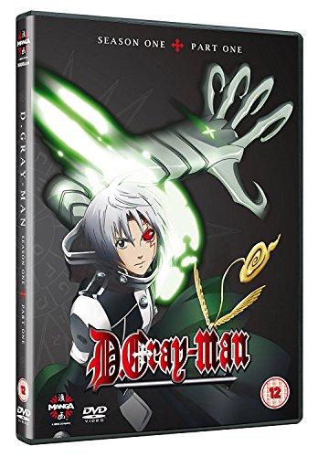 D.Gray-Man - Series 1, Vol.1