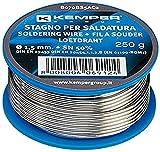 K KEMPER GROUP, L070BS5AC2 Filo di Stagno 50%, Diametro 1,5, 250 g