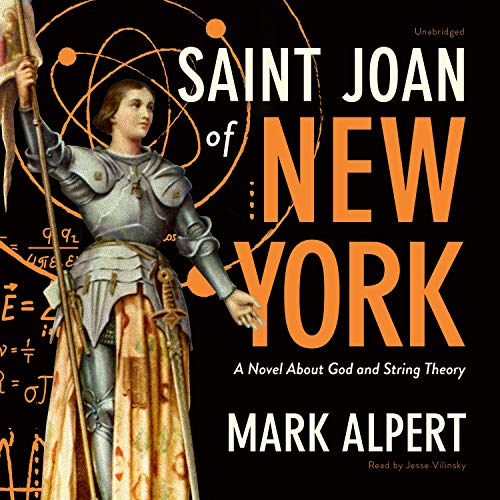 Saint Joan of New York cover art