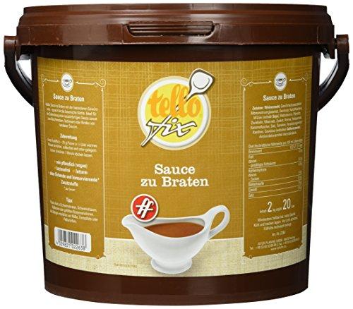 tellofix Sauce zu Braten, 1er Pack (1 x 2 kg)