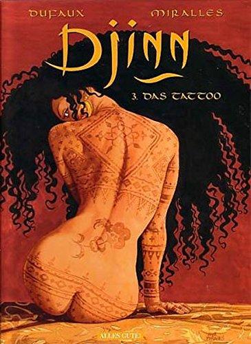 Djinn, Bd.3, Das Tattoo