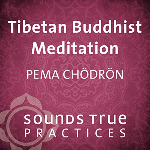 Tibetan Buddhist Meditation audiobook cover art