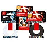Star Wars Star Wars Washi Tape Set ~ 5 Pack Star Wars: The Force Awakens Masking Tape for Gift Wrap, Arts & Crafts, Scrapbook, and More (Star Wars Arts and Crafts)