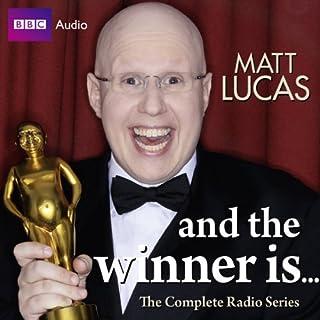 Matt Lucas: And the Winner Is... cover art