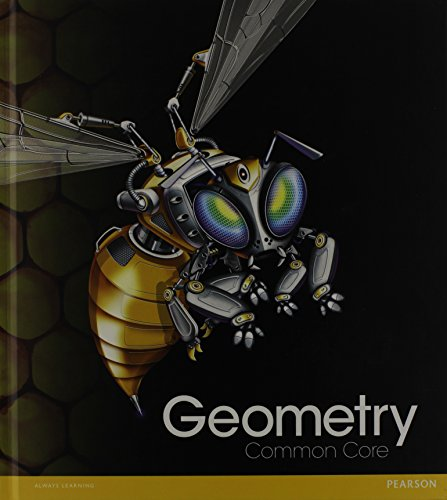 Geometry: Common Core Grade 10