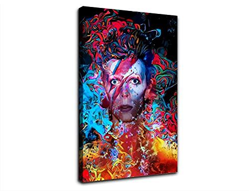Ziggy Stardust Poster HD Pittura Decorativa Tela di Arte Della Parete Soggiorno Poster Camera Da Letto Pittura