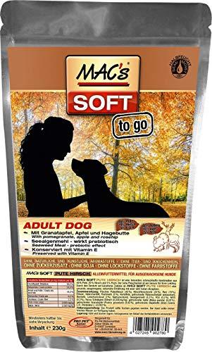 MAC's Soft Pute & Hirsch to go, 1er Pack (1 x 230 g)