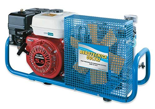 HTD Atemluftkompressor 100 l/min 200/300 bar mit Verbrennungsmotor