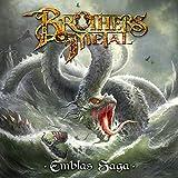 Brothers of Metal: Emblas Saga (Digipak) (Audio CD)