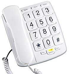 Big button phone for seniors