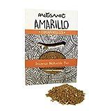 Copeaux de Palo Santo Amarillo - Encens Naturel - Arôme Idéal pour parfumer la Maison, Purification des environnements, Yoga et méditation - Paquet de 80 GR