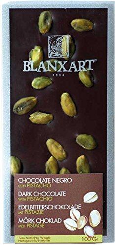 Blanxart Chocolate 60% Negro con pistacho 100g