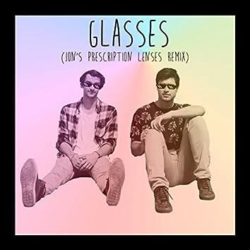 Glasses (Jon's Prescription Lenses Remix)