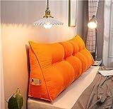 Rückenkissen Mais Cord Bett-Rückenstütze Keilform