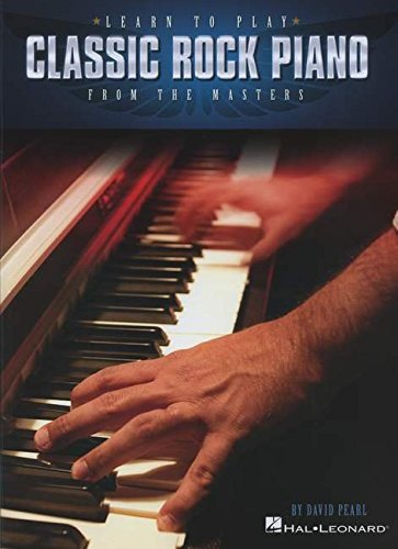 Learn To Play Classic Rock Piano From The Masters: Noten für Klavier