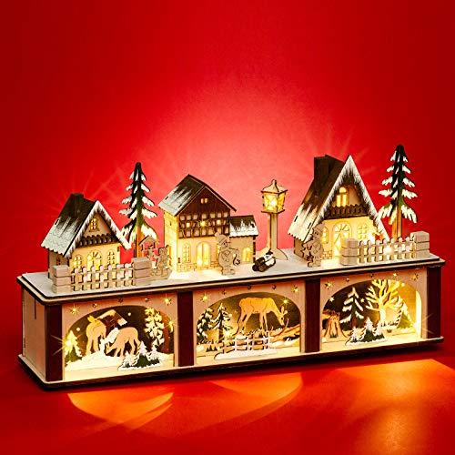 Sikora Weihnachtswelt -  Sikora Lb87