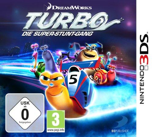 Turbo : Die Super-Stunt-Gang [import allemand]