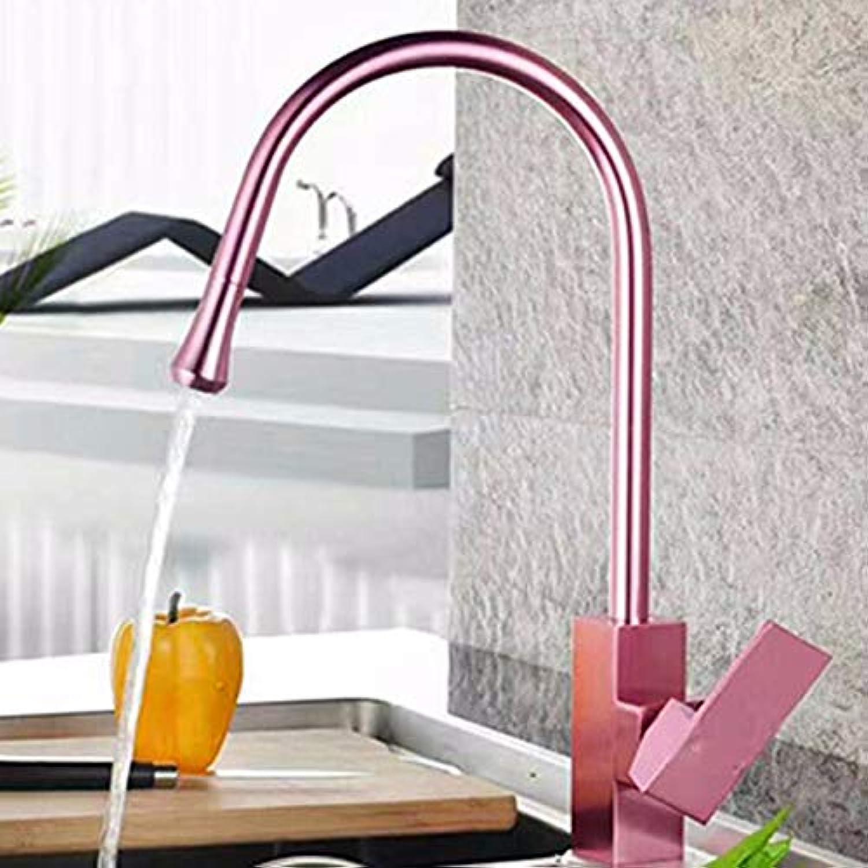 Küchenarmatur Hahn Aluminium - Küche - Tank, Waschbecken, Waschbecken, Platz Zwei An,C