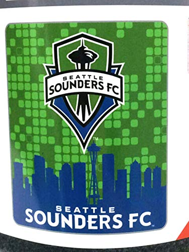 Rico Industries, Inc. Seattle Sounders FC Large Lightweight 50x60 Super...