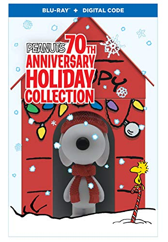 Peanuts 70th Anniversary Holiday Collection Limited Edition (Blu-ray+Digital) - $39.99