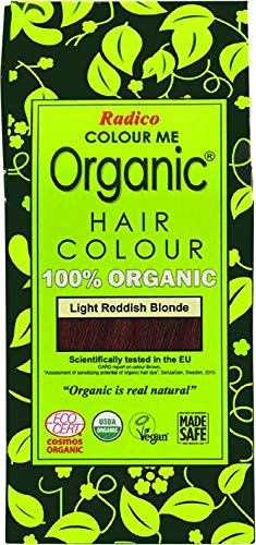 Radico Organ. Haarfarbe Light Reddish Blonde 100g
