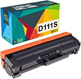 Do it wiser MLT-D111S Cartuchos de Tóner Compatibles para Samsung Xpress M2026W M2020W M2070 M2070FW M2026 M2020 M2022 M2022W M2070W M2070F M2078W (Negro)