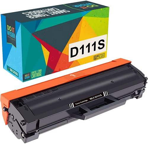 Do it Wiser kompatible MLT-D111S Toner Patronen für Samsung MLTD111S, D111, 111S für Samsung Xpress M2026 M2026W SL-M2070 SL-M2070W M2070F M2070FW M2020 M2020W M2022 M2022W M2021W M2071FH M2071HW