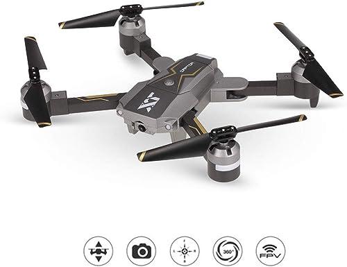 Mengen88 Drohne vierachsig, 1080p HD-Weißinkel-Luftstr ngsoptik-Str ngspositionierung WiFi-Karte für Mobile App-Steuerung, geeignet für Anf er