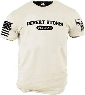 ENLISTED RANKS Desert Storm Veteran, Graphic t-Shirt, Sand