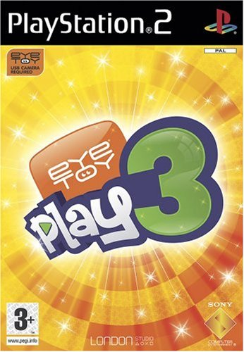 Eye toy play 3 [PlayStation2] [Importado de Francia]