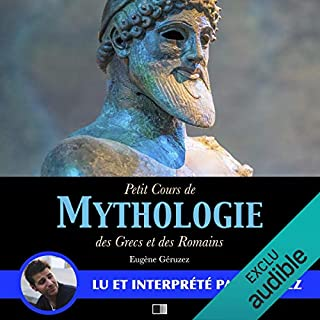 Couverture de Petit cours de Mythologie des Grecs et des Romains