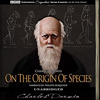 On the Origin of Species Titelbild