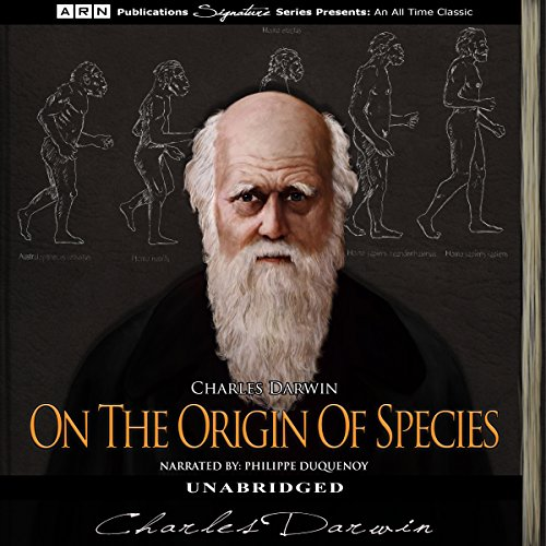 On the Origin of Species cover art
