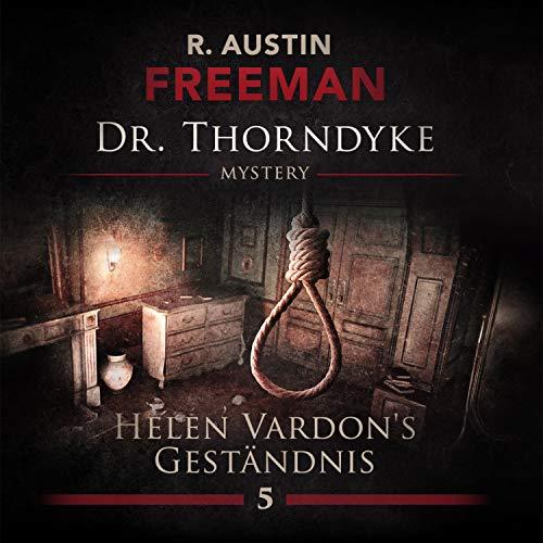 Page de couverture de Helen Vardon's Geständnis