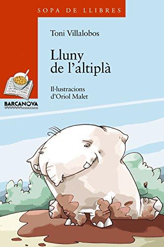 Lluny de l'altiplà (Llibres Infantils I Juvenils - Sopa De Llibres. Sèrie Taronja)