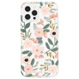 【Rifle Paper Co. by Case-Mate】 抗菌・3.0m 落下耐衝撃ハイブリッドケース ライフルペーパー Wildflowers/w Micropel for iPhone 12 / iPhone 12 Pro CM043544
