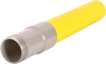 Underground Yellow Poly Gas Pipe Transition IPS to MIP (3/4)
