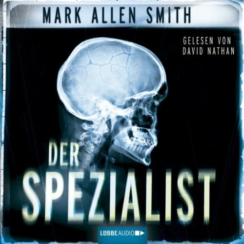 Der Spezialist audiobook cover art