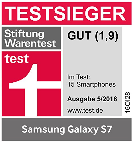 Samsung S7 Gold 32GB SIM-Free Smartphone (Generalüberholt)