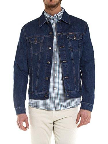 Carrera Jeans - Giubbino Jeans per Uomo, Tessuto Elasticizzato IT L