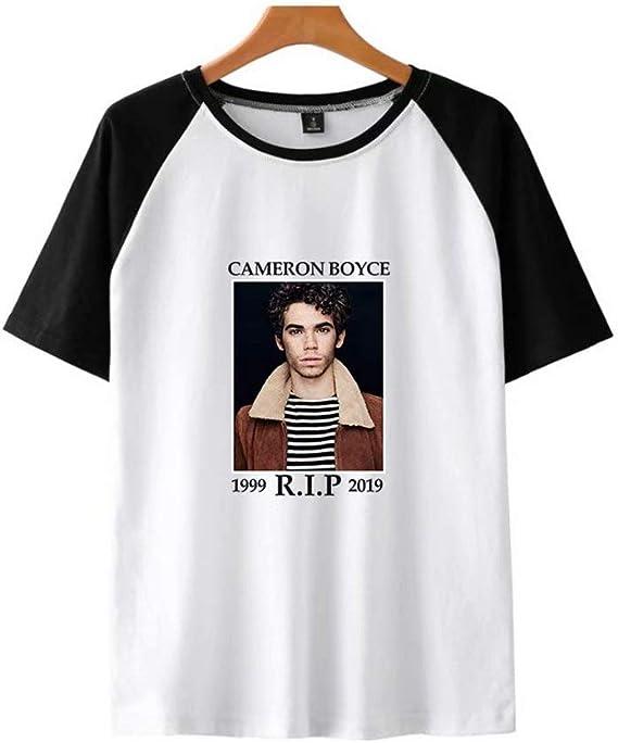 R.I.P. Cameron Boyce Camiseta Cameron Boyce Camiseta de Manga ...
